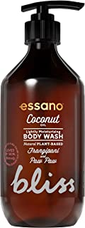 Essano Coconut Oil Lightly Moisturising Body Wash 445ml