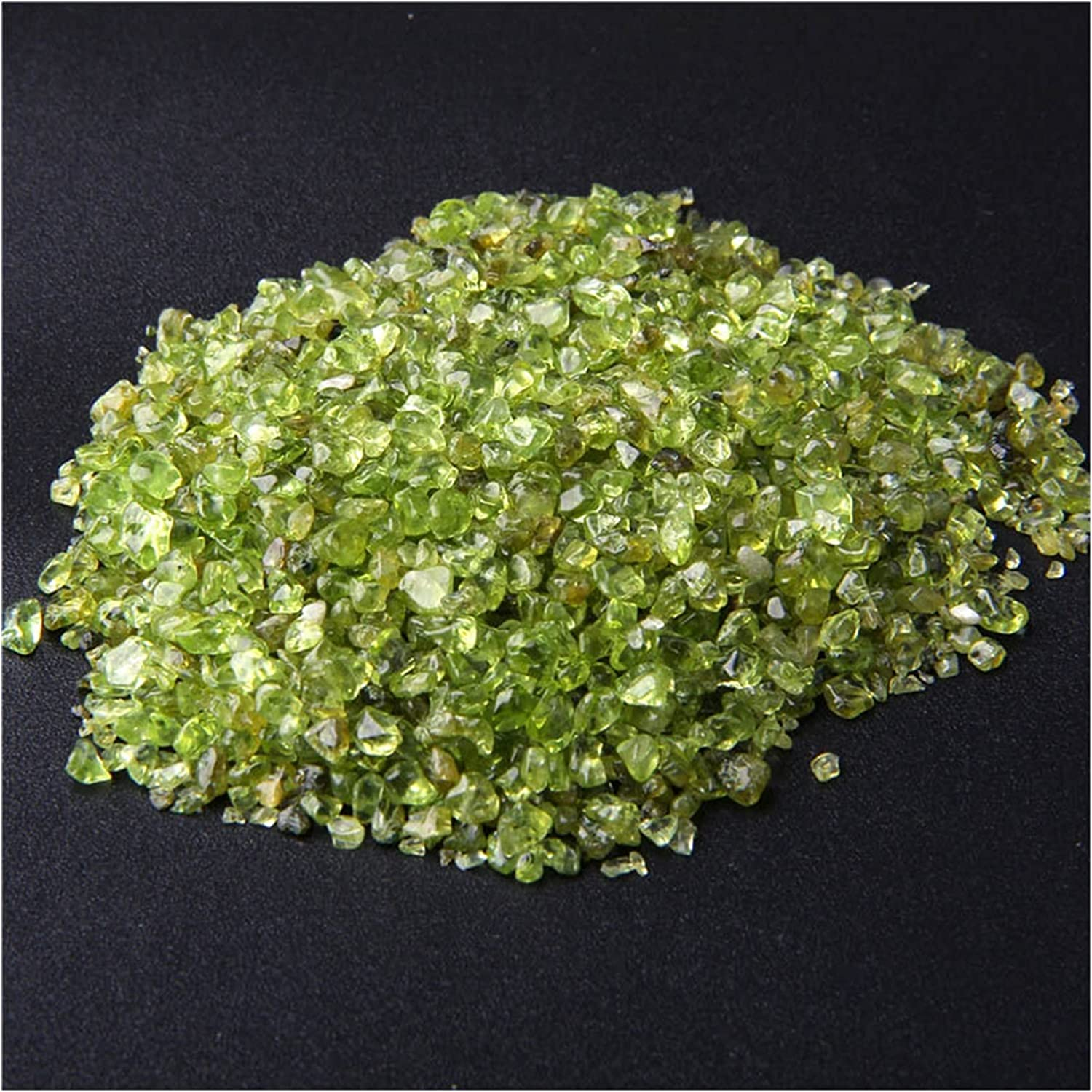 XINGTAO Max 64% OFF Rough Stone Undrilled Natural Olivine Chip Peridot San Diego Mall