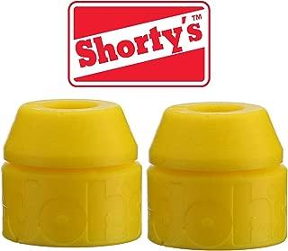 Shorty's DOH DOH'S Skateboard Yellow Truck BUSHINGS 92A for 2 Trucks