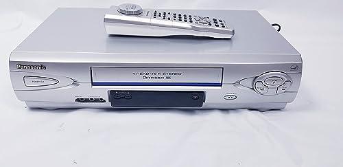 Panasonic PV-V4603S HiFi Stereo VHS VCR with Omnivision product image
