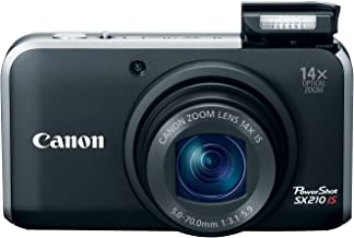 canon powershot sx210 is camera