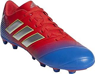 e91742983d3 Chuteira Campo Adidas Nemeziz Messi 18 4 FG - Vermelho - 39