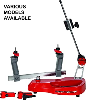Gamma Progression Tennis Racquet Stringing Machine: Tabletop Racket String Machine with Tools and Accessories - Tennis, Sq...