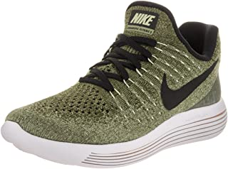 Nike Women's W Lunarepic Low Flyknit 2, Wolf WGRY/Black-Cool Grey