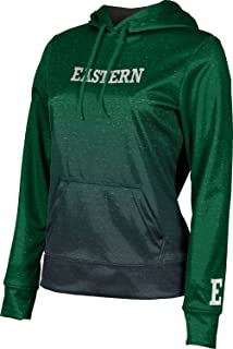 ProSphere Eastern Michigan University Women's Pullover Hoodie, School Spirit Sweatshirt (Gradient)