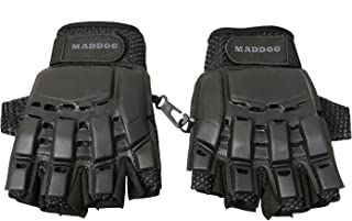 Maddog Tactical Half-Finger Paintball Airsoft Gloves