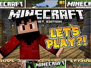 Clip: Let's Play Minecraft: Pocket Edition
