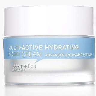 Cosmedica Skincare Multi-Active Hydrating Night Cream, 2 oz.