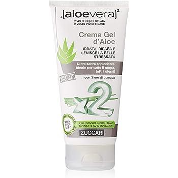 Zuccari Aloevera 2 Crema Gel Aloe - 150 ml