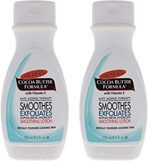 Palmers Cocoa Butter Anti-Aging Therapy Smoothing Lotion - Pack of 2-8.5 oz Body Lotion