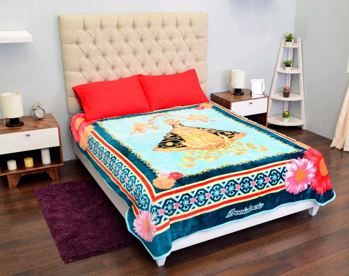 Colap Super beauty product restock quality top Mexican Ranking TOP9 Blanket Raschel San Polyester Cam Cobijas Marcos -
