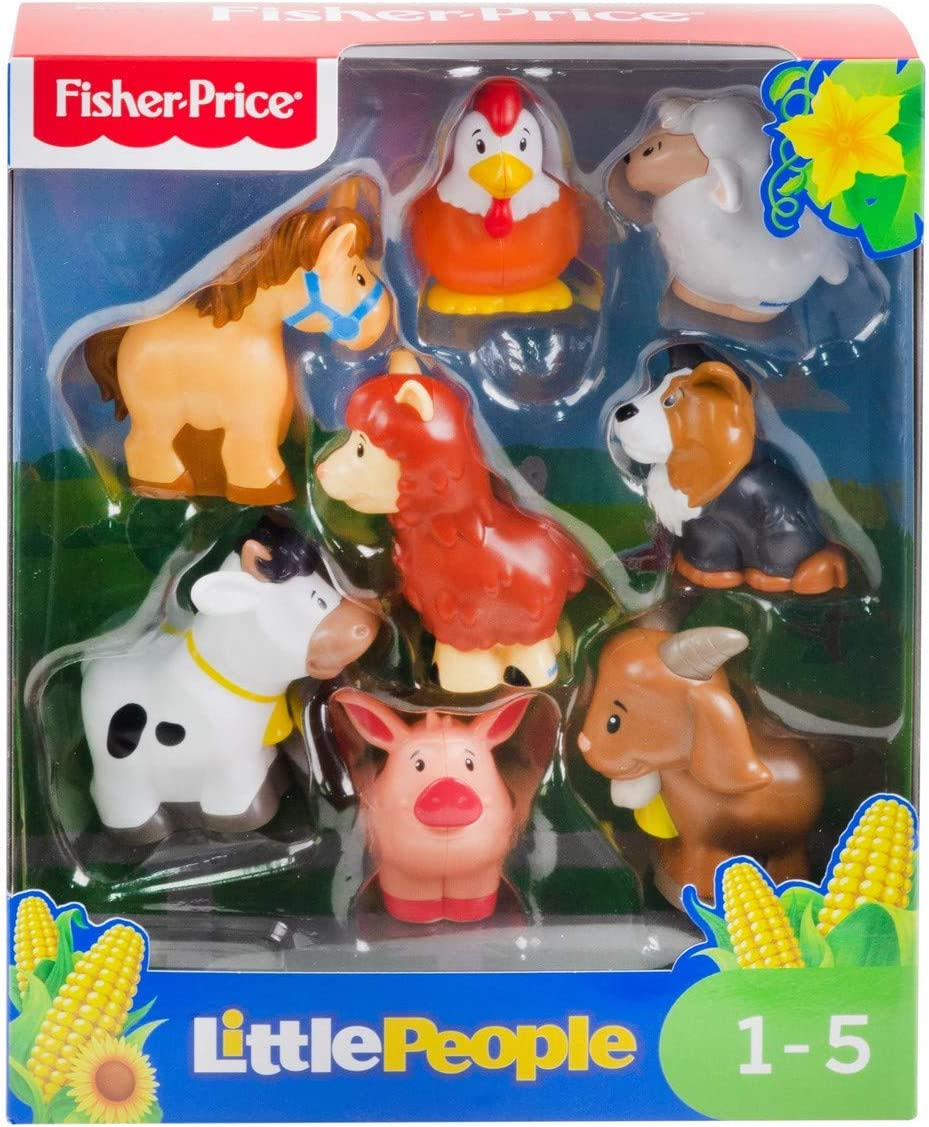 Fisher-Price Little People Animal Friends