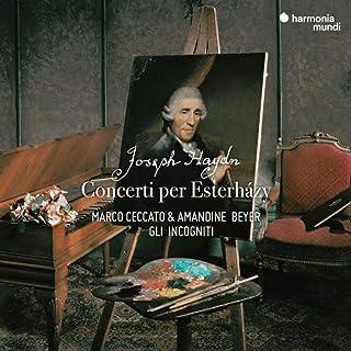Haydn: Violin Concerto Hob. VIIa:1: II. Adagio