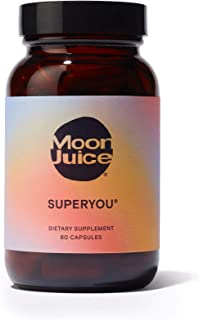 Moon Juice - SuperYou   Natural Stress Relief Supplement for Energy Mood Focus