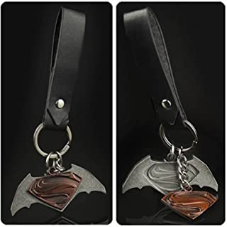 QMx Batman v Superman Friendship Key Chain