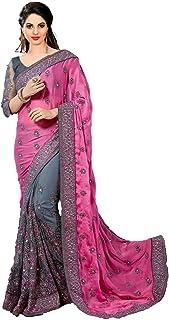 e585bacbd73c22 Satin Women's Sarees: Buy Satin Women's Sarees online at best prices ...