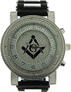 Premium Quality, Silicone Band, Collectible Masonic Box 2631