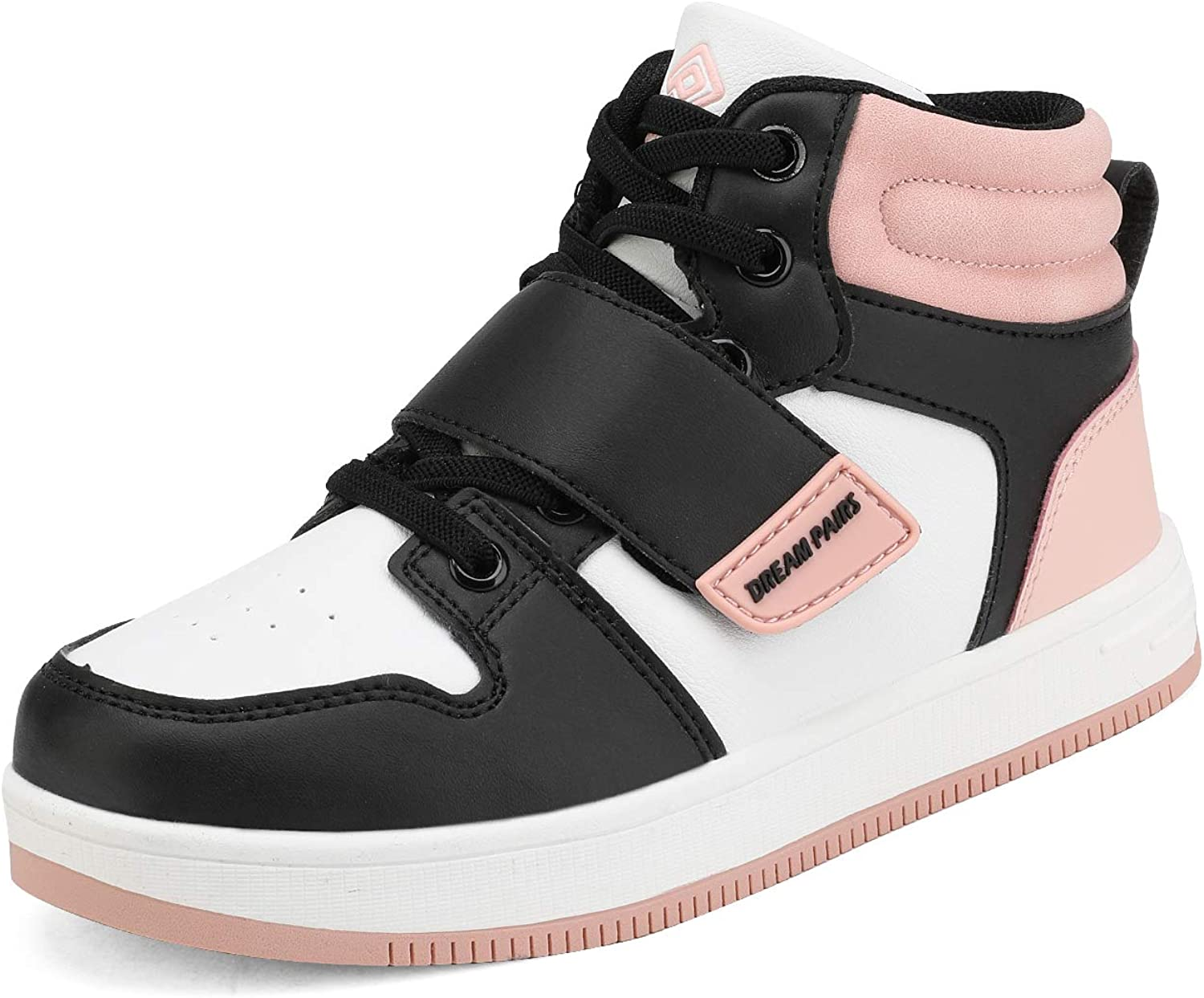 DREAM PAIRS Boys Girls High Great interest Top Shoes Max 84% OFF Basketball Sneaker