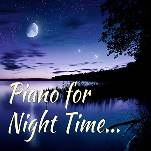 Piano Night Time Relaxing Music product image