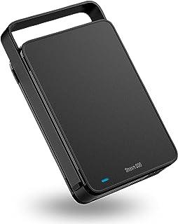 シリコンパワー 外付けハードディスク 6TB テレビ録画/PC 対応 PS4 動作確認済 安心の3年保証と国内サポート SP060TBEHDS06A3KTV