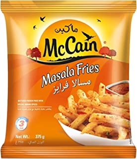 McCain Masala Fries With Special Indian Spices 375Gm