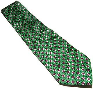 Polo Ralph Lauren Mens Italy Silk Dress Necktie Tie Green Pink Blue Yellow