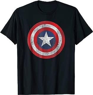 Best t shirt marvel captain america Reviews