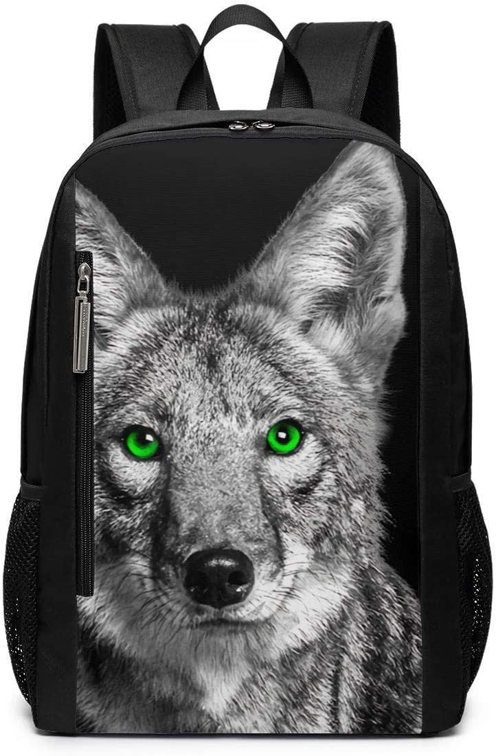 Nippon regular agency Green Eyed Coyote Laptop Backpack Computer Bags Travel Ranking TOP20 Business