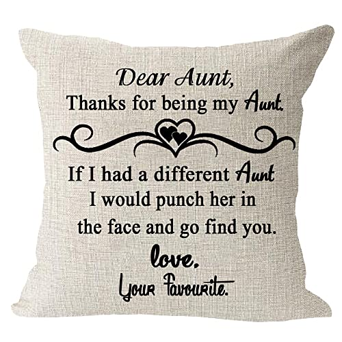 Aunt Quotes: Amazon.com