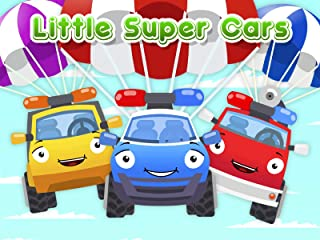 Little Super Cars