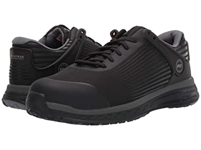 Timberland PRO Drivetrain Composite Safety Toe (Black/Grey) Men