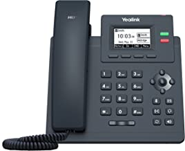 Yealink T31G IP Phone, 2 VoIP Accounts. 2.3-Inch Graphical Display. Dual-Port Gigabit Ethernet, 802.3af PoE, Power Adapter... photo