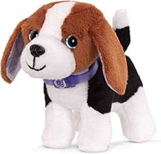 Glitter Girls by Battat – Bailey – Plush Toy Dog – Puppy Pet Accessory for 14