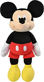 Disney Baby Mickey Mouse Stuffed Animal Plush Toy Floppy Favorite,14 inches