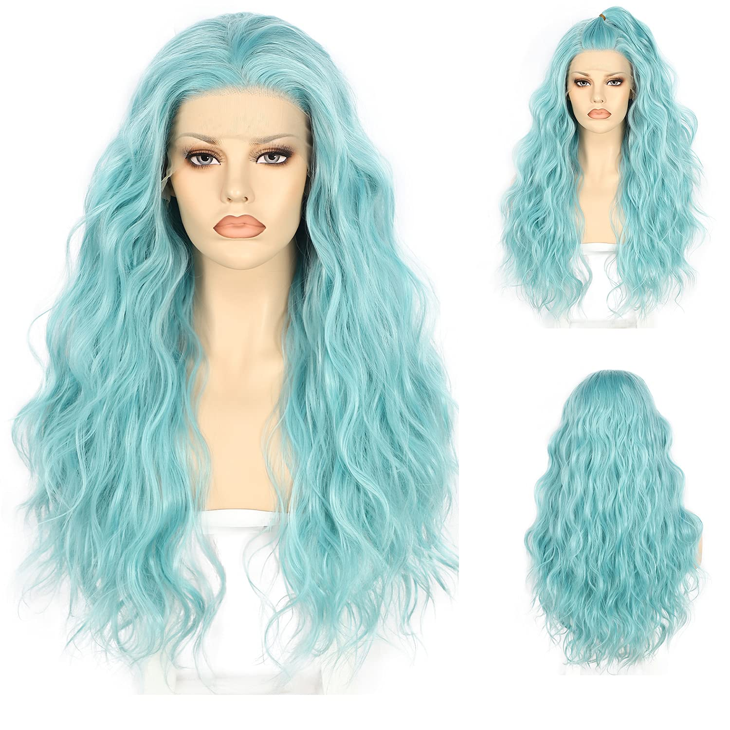 BABEHERS Free Part Lace Front Wigs 13x2.5 Loose Curly for Ranking TOP5 B 1 year warranty