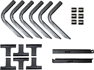 Lund 300020 Lund EZ Running Board Bracket Kit for 1998-2010 Ford Ranger SuperCab