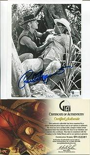Paul Hogan Crocodile Dundee Flipper Almost an Angel Signed Autograph Photo COA