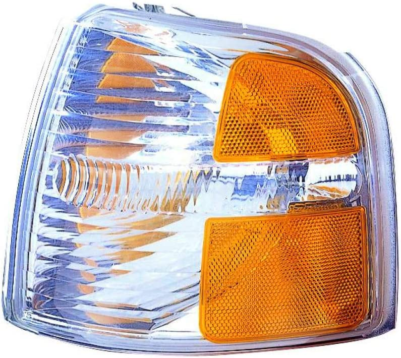 For Ford Explorer Parking Signal Light Rep Driver Side Long-awaited Free shipping anywhere in the nation 2004-2005