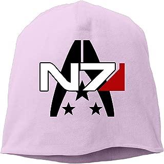 Mass Effect Alliance N7 Beanie Cap Hat