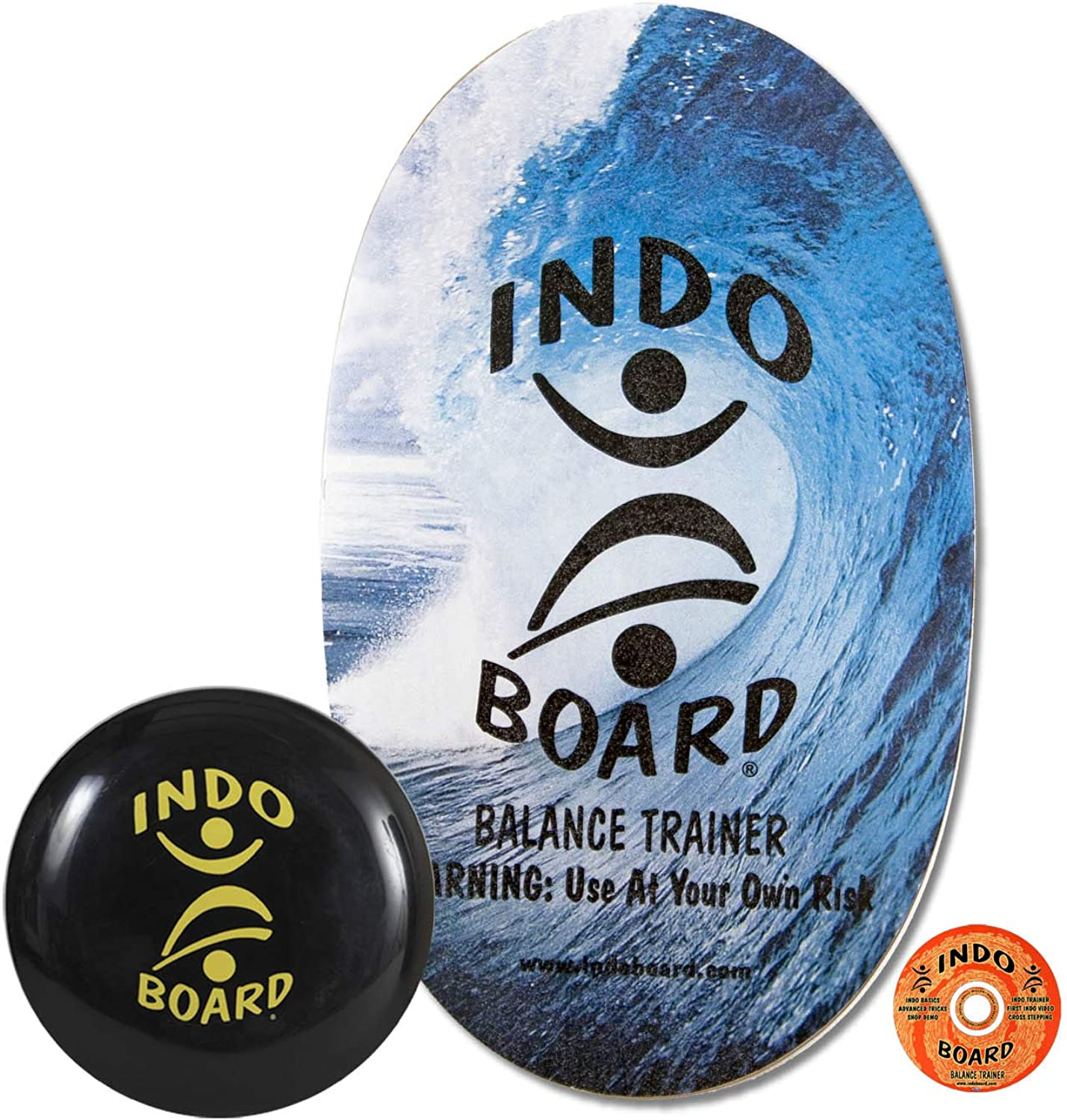 Indo Board Original Wave mit IndoFlo