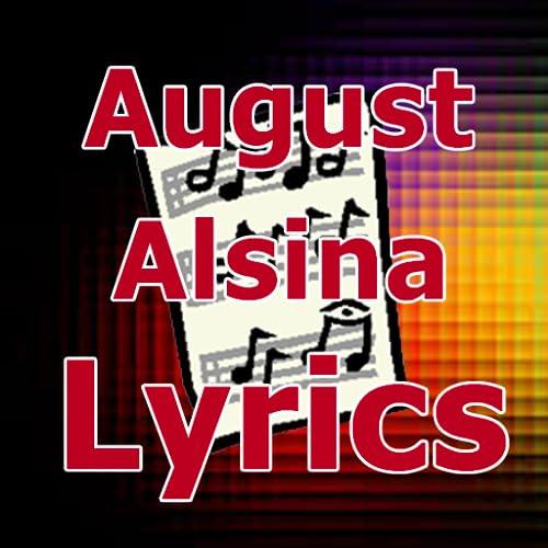 Lyrics for August Alsina