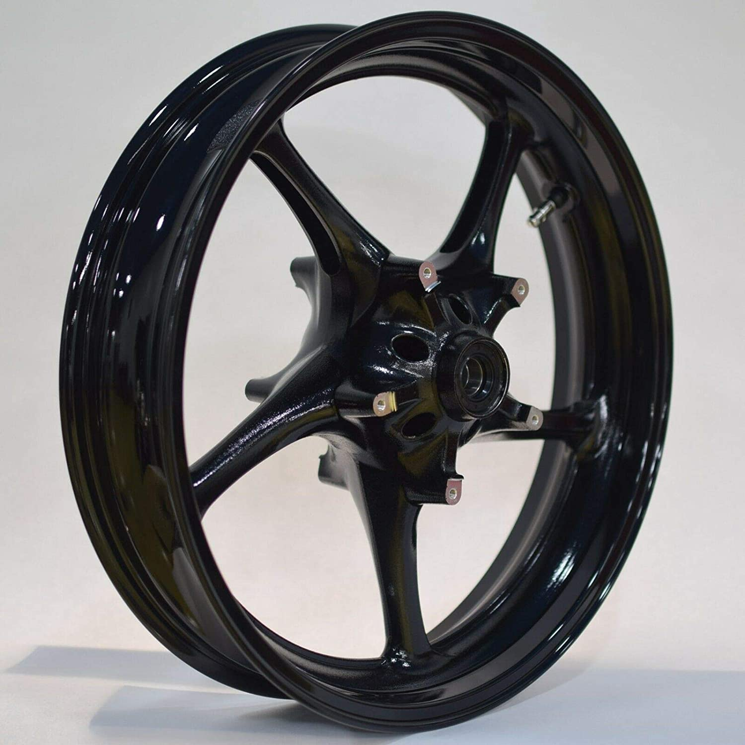 Excellent NEW Front Wheel Fits Max 57% OFF Yamaha 2004-2012 R6S 06-09 R6 R1 03-12