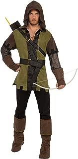 Bristol Novelty Mens Forest Bandit Costume