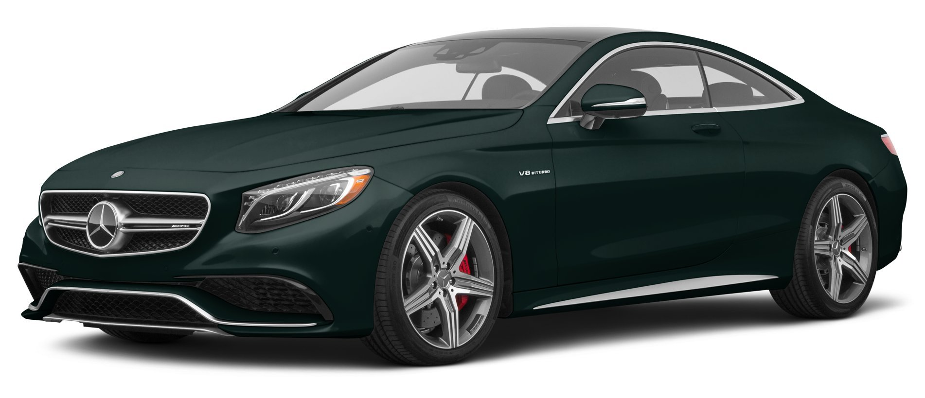 ... 2017 Mercedes-Benz S65 AMG, Coupe