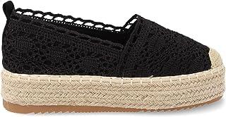 4980470ec0d Alpargata Mujer de Yute Hecha en Crochet Punto Espardena Valenciana Clasica  Moda Primavera Verano 2019