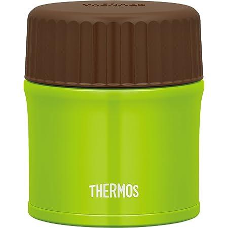 サーモス(THERMOS) 保温ランチジャー グリーン 300ml 真空断熱スープジャー JBU-300 G