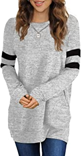 Sweaters for Women Casual Tunic Tops to Wear with Leggings