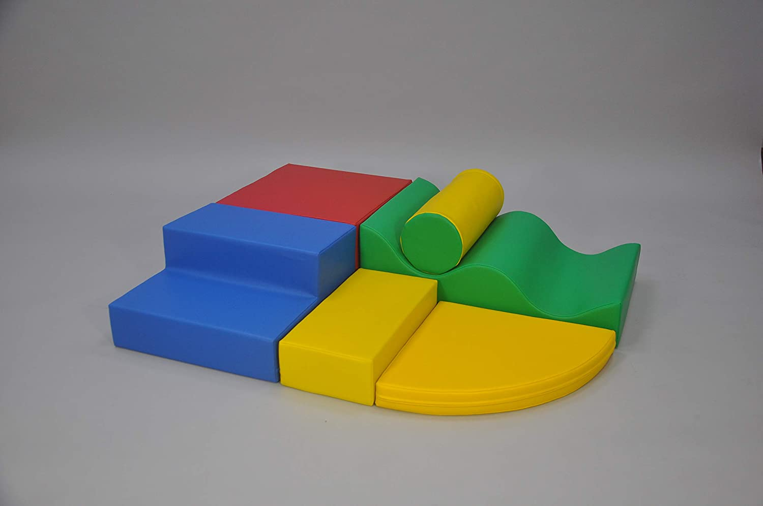 XL Soft Play Forms, Softzone Soft Play Equipment, Playground for Kids  6 Forms
