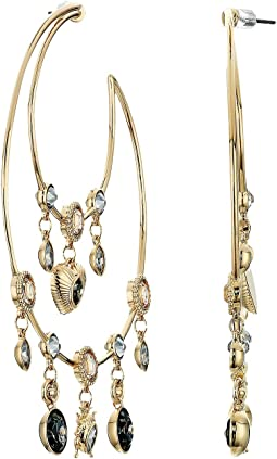 Magnetic Hoop Pierced Earrings