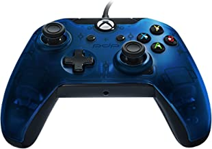 PDPWired Controller for Xbox One - Blue-Xbox One